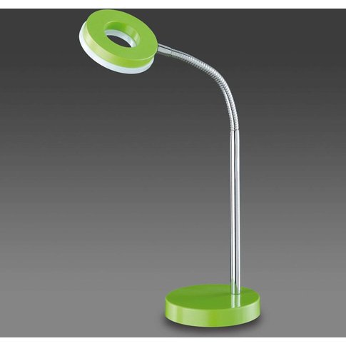 Green Rennes Led Table Lamp