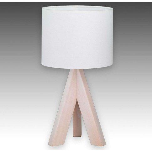 Three-Legged Ging Table Lamp