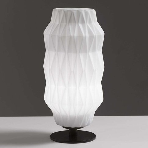 Origami - Table Lamp In White