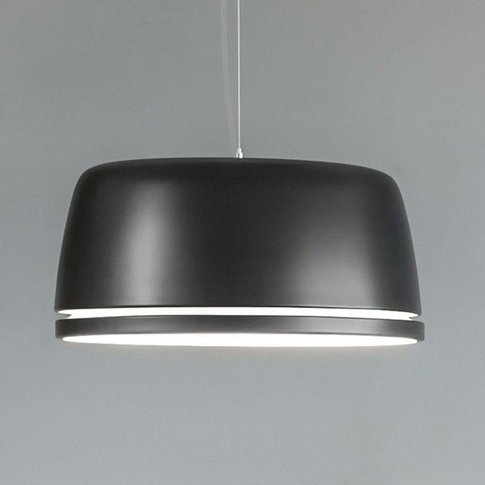 Designer Led Pendant Light Central With Light Slit