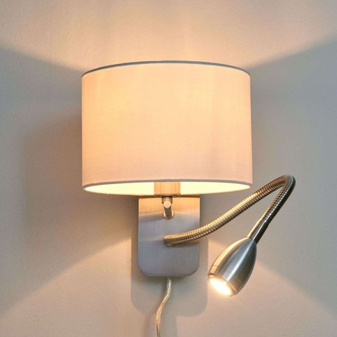 Risa - Wall Light With Reading Light