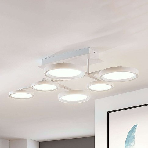 Dimmable In Three Stages - Led Ceiling Lamp Marnia