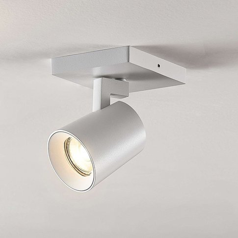 Iavo Spotlight, Adjustable, White, 1-Bulb