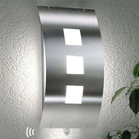 Toma High-Quality Exterior Wall Lamp With Sensor