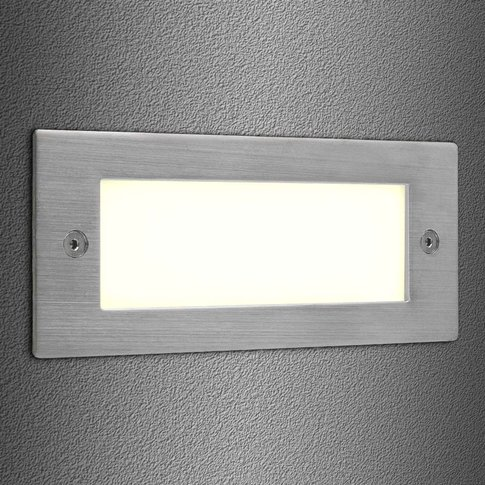 Brick Led 16 Built-In Wall Light Warm White