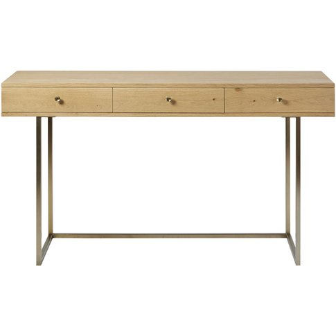 3-Drawer Console Table Karla