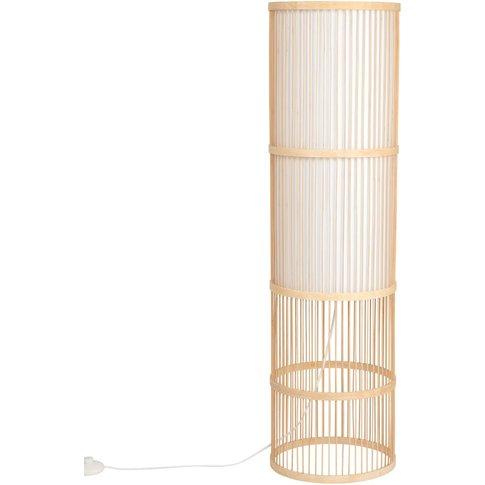 Bamboo Floor Lamp H100