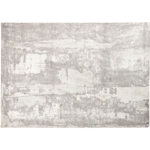 Beige And Taupe Rug 140x200