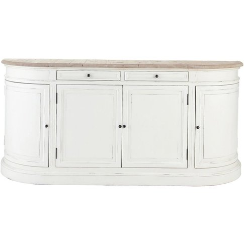 Birch Sideboard In Ivory Provence