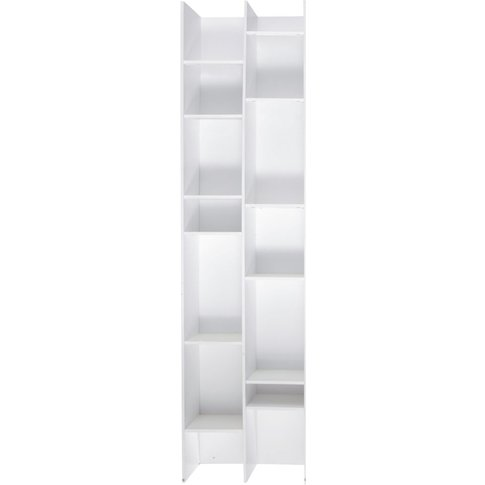 Bookcase Column In White Osaka