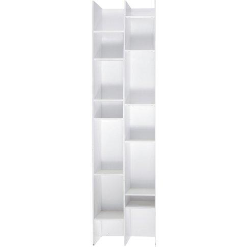 Bookcase column in white Osaka