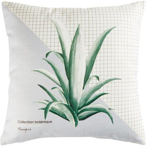 Cactus Print Cushion 45x45