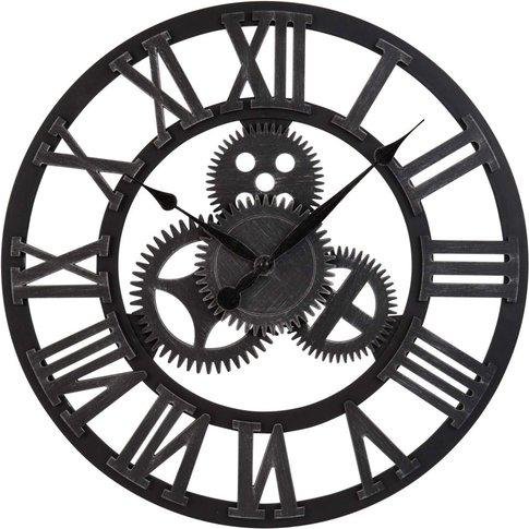 Cog Clock D46