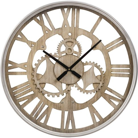 Cog Clock D60