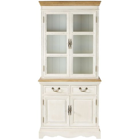Cream China Cabinet Léontine