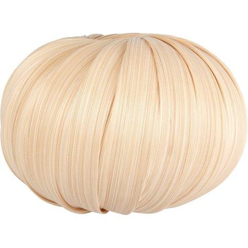 Ecru Shade For Bamboo Pendant
