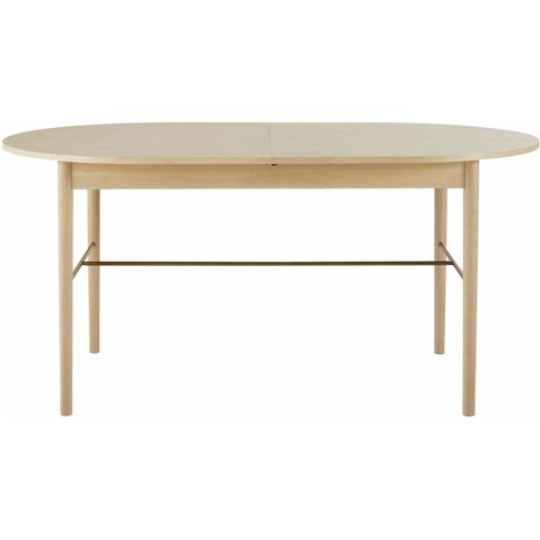 Extendable 6/8-Seater Dining Table W160/200 Solstice