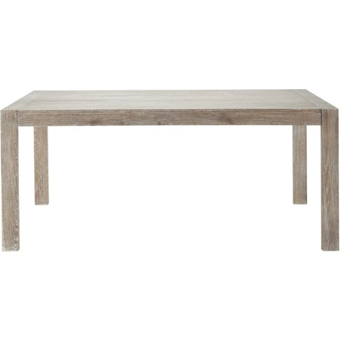 Extendible 6-8 Seater Dining Table L160/210 Baltic
