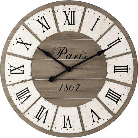 Fir Clock D92