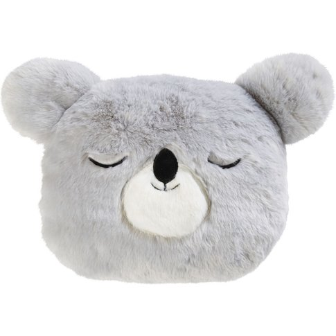 Grey Koala Cushion 30x35