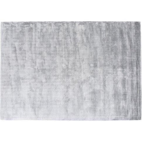 Grey Tufted Rug 160x230
