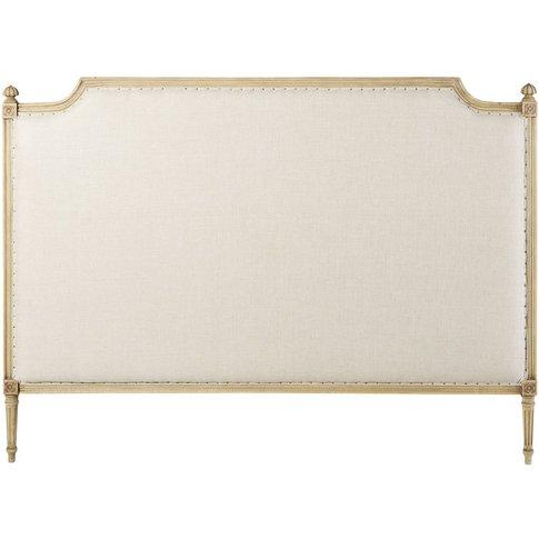 Linen Headboard W 160cm Aline