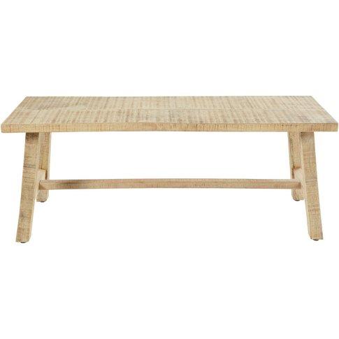 Mango Wood Bench