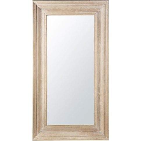Mango Wood Mirror 100x180