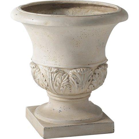 Medicis Resin Vase H 46cm