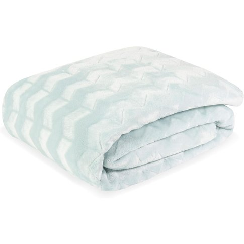 Mint Green Blanket 150x230