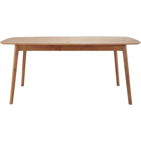 Oak Extendible 8/10 Seater Dining Table L180/240 Por...