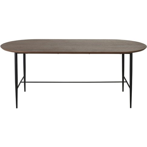 Oval 6/8-Seater Dining Table W190 Spiga
