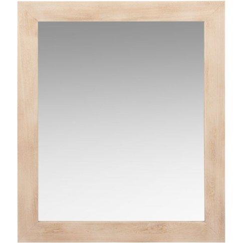 Paulownia Mirror 60x70
