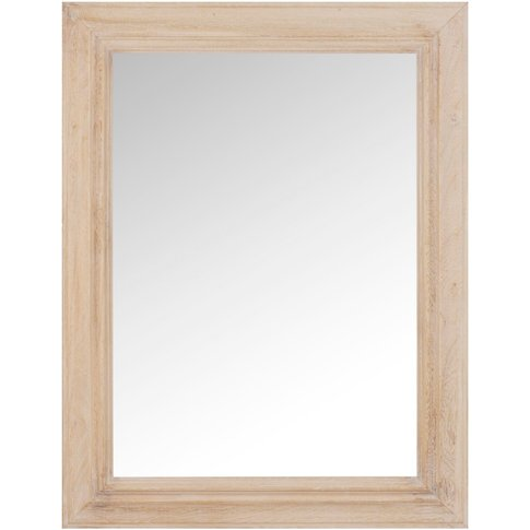 Paulownia Mirror 70 X 90