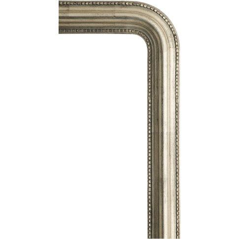 Paulownia Wood Iridescent Mirror 67x97