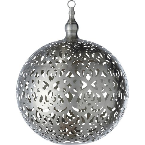 Perforated Metal Pendant (Shade Only)