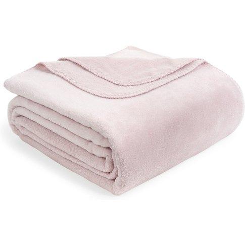 Pink Blanket 150x230