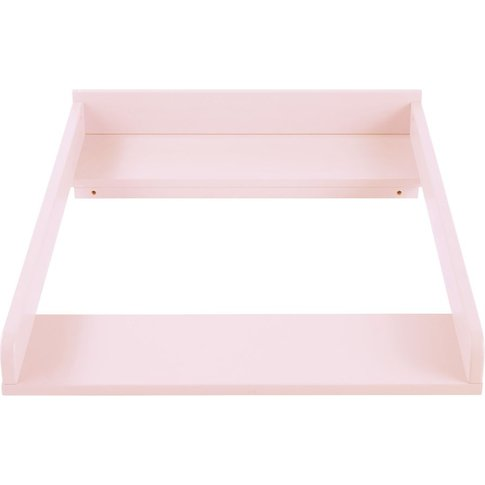 Pink Changing Board For Chest Of Drawers Sweet