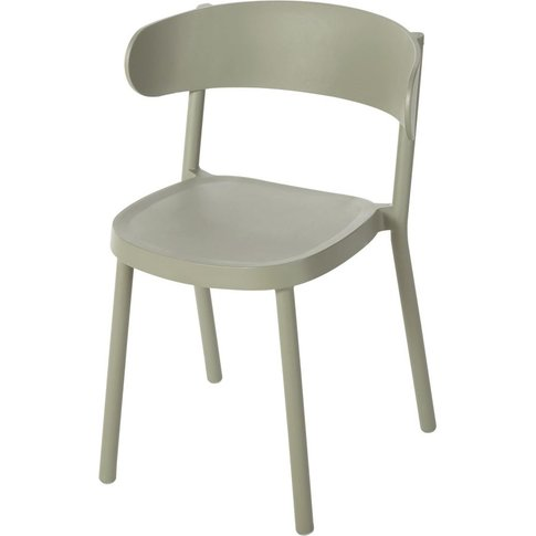 Professional Khaki Garden Chair Iza PRO