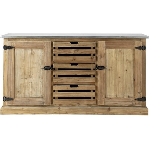 Recycled Pine Sideboard Maquis