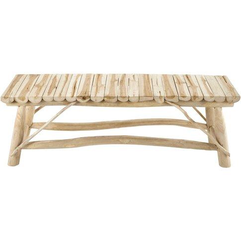 Refuge Teak Bench W 120cm