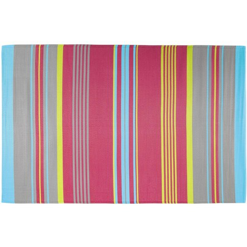 Rio Polypropylene Outdoor Rug, Multicoloured 180x270