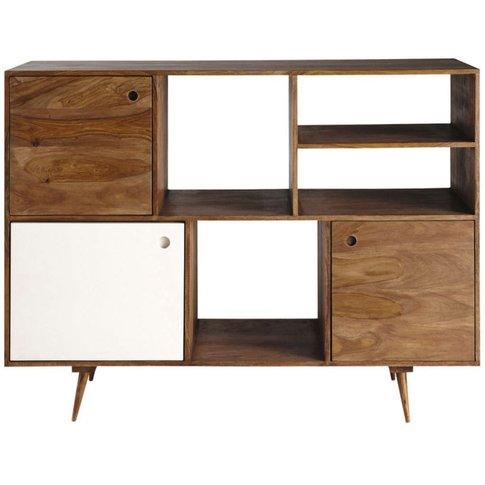Sheesham Wood Vintage Sideboard Andersen