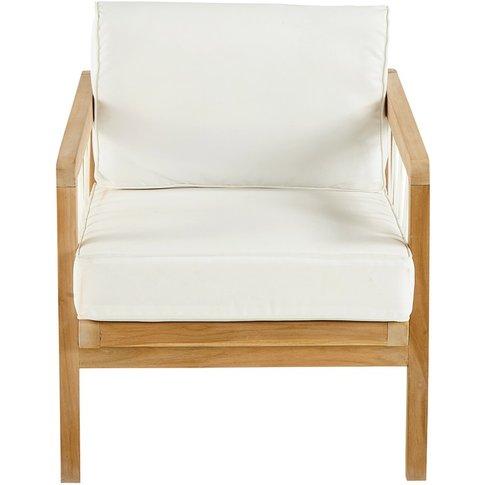 Solid Teak Garden Chair Cayenne