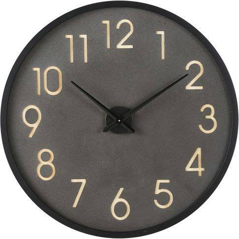 Two-Tone Clock D90