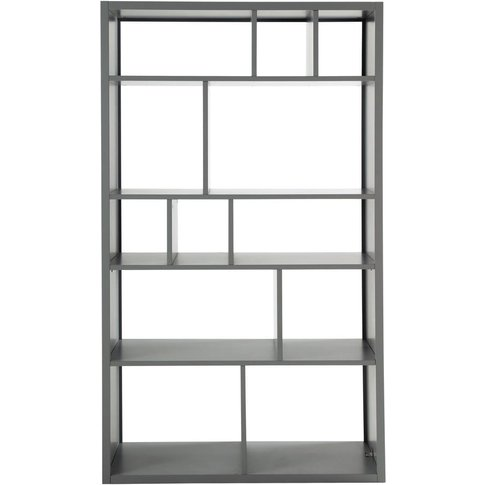 Unstructured Grey Bookcase Tonic