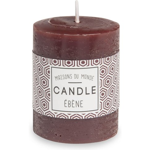Votive Brown Candle