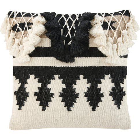 Wool And Cotton Berber Cushion 50x50