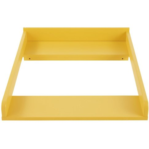 Yellow Changing Board For Chest Of Drawers Sweet