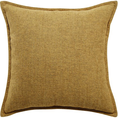 Yellow Cushion 45x45